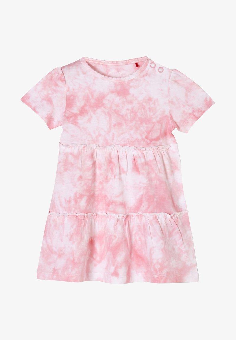 s.Oliver - Jersey dress - light pink