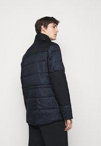 Hackett London - CLASSIC PUFFER - Winter jacket - navy - 3