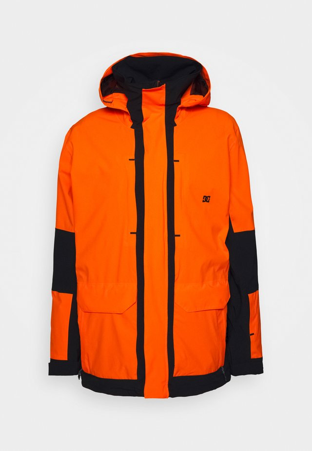 COMMAND  - Veste de snowboard - shocking_orange