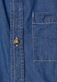 Name it - Overhemd - dark blue denim - 2