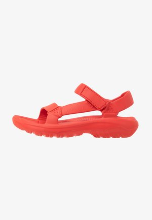 HURRICANE DRIFT - Walking sandals - firey red