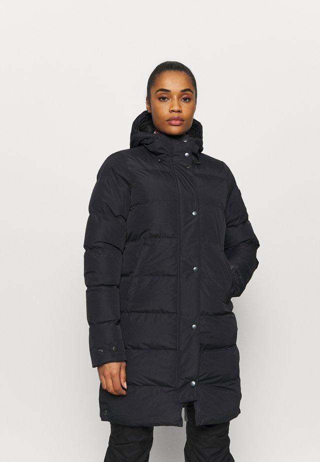 GADWELL WOMEN JACKET - Snowboardjas - black