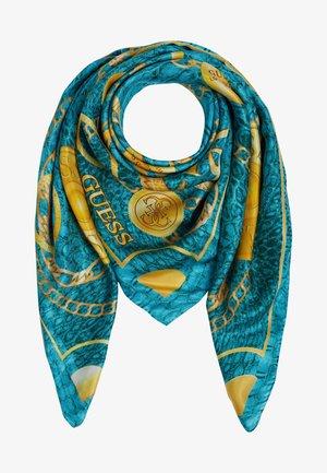 CORILY KETTEN - Scarf - blau