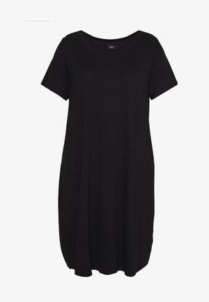 VFREJA DRESS - Trikoomekko - black