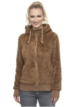 VILMA B - Winter jacket - tabacco