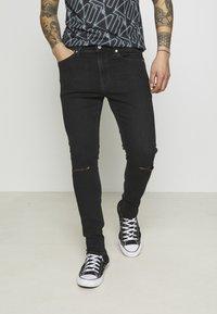 Tommy Jeans - MILES SKINNY - Jeans Skinny Fit - denim - 0