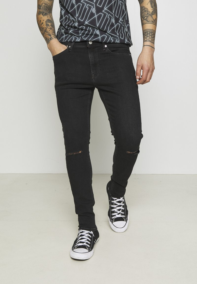 Tommy Jeans - MILES SKINNY - Jeans Skinny Fit - denim