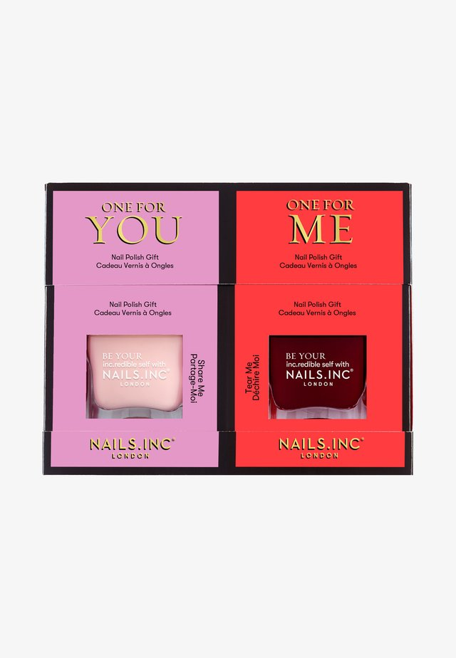 SHARE LOVE DUO - Nail set - multi