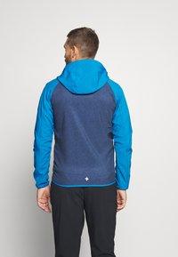 Regatta - AREC  - Soft shell jacket - blue/dark blue - 2