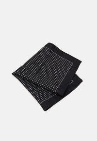 Pier One - SET - Mouchoir de poche - black - 3
