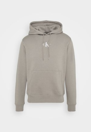 NEW ICONIC ESSENTIAL HOODIE - Sweatshirt - elephant skin