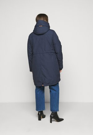ELBA COAT PLUS - Parkatakki - navy