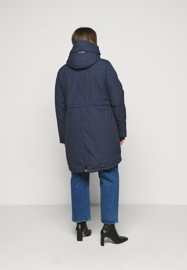 ELBA COAT PLUS - Parka - navy