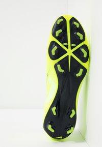 Nike Performance - PHANTOM ELITE FG - Moulded stud football boots - volt/obsidian/barely volt - 4