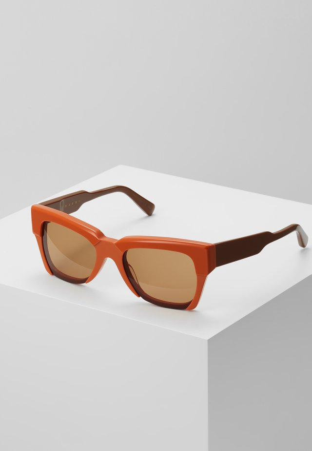 Sonnenbrille - carrot