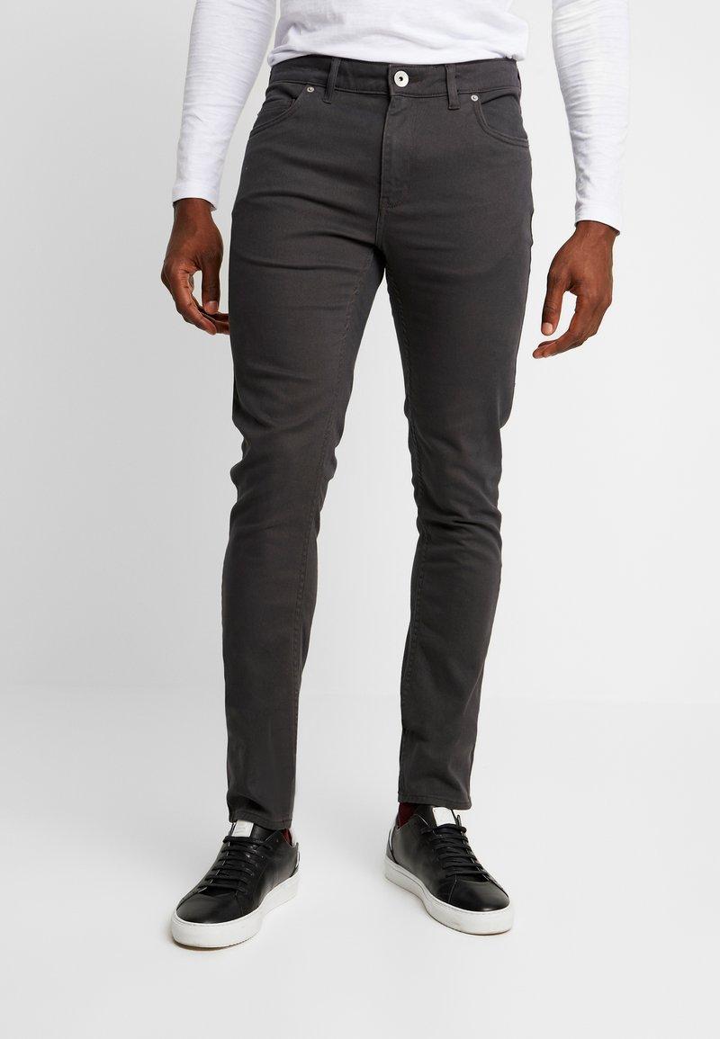 Farah - DRAKE - Slim fit jeans - charcoal