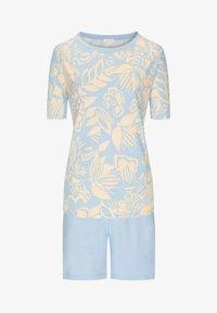 mey - Pyjama set - dream blue - 4