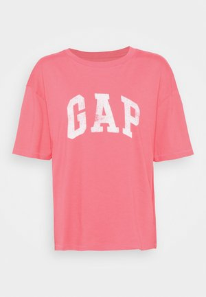 EASY TEE - T-shirt con stampa - florida coral