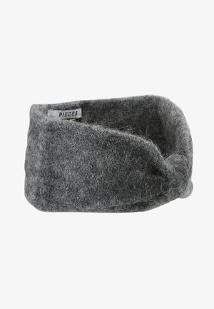 Ear warmers - medium grey melange