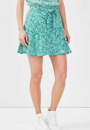 A-line skirt - vert