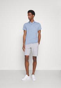 Tommy Hilfiger - COLLAR - Polo shirt - colorado indigo - 1