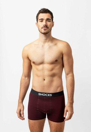 BOXERSHORTS - 6 PACK - Pants - rot