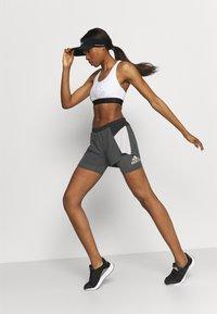 adidas Performance - Sports shorts - grey six - 1
