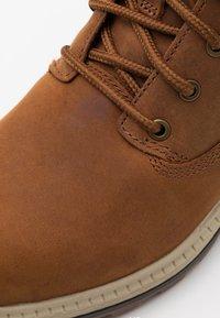 Jack Wolfskin - JACK WT MID  - Winter boots - cognac/mocca - 5