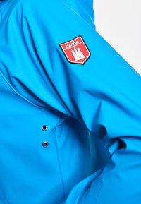 Derbe - FRIESE FISHER - Parka - swedish blue blue striped - 3