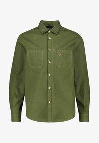 Napapijri - GEL  LANGARM - Shirt - green depths - 0