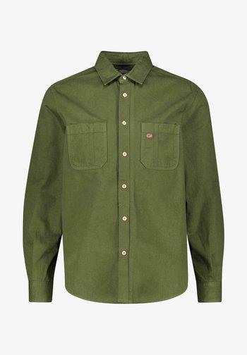 GEL  LANGARM - Shirt - green depths