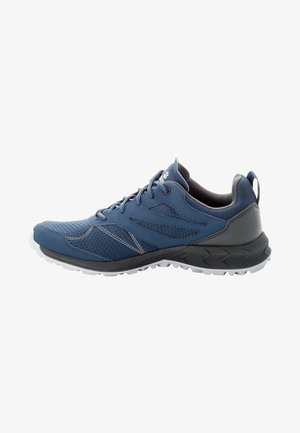 WOODLAND TEXAPORE LOW  - Hiking shoes - dark blue/phantom