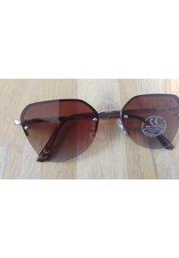 Icon Eyewear - B-FLY - Sunglasses - pale gold / brown - 4