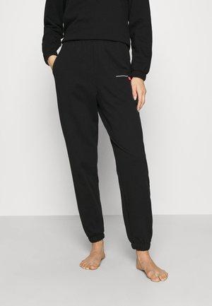 UFLB-TOOL - Pyjama bottoms - black