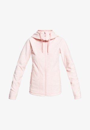ELECT FEELIN - Fleece jacket - silver pink