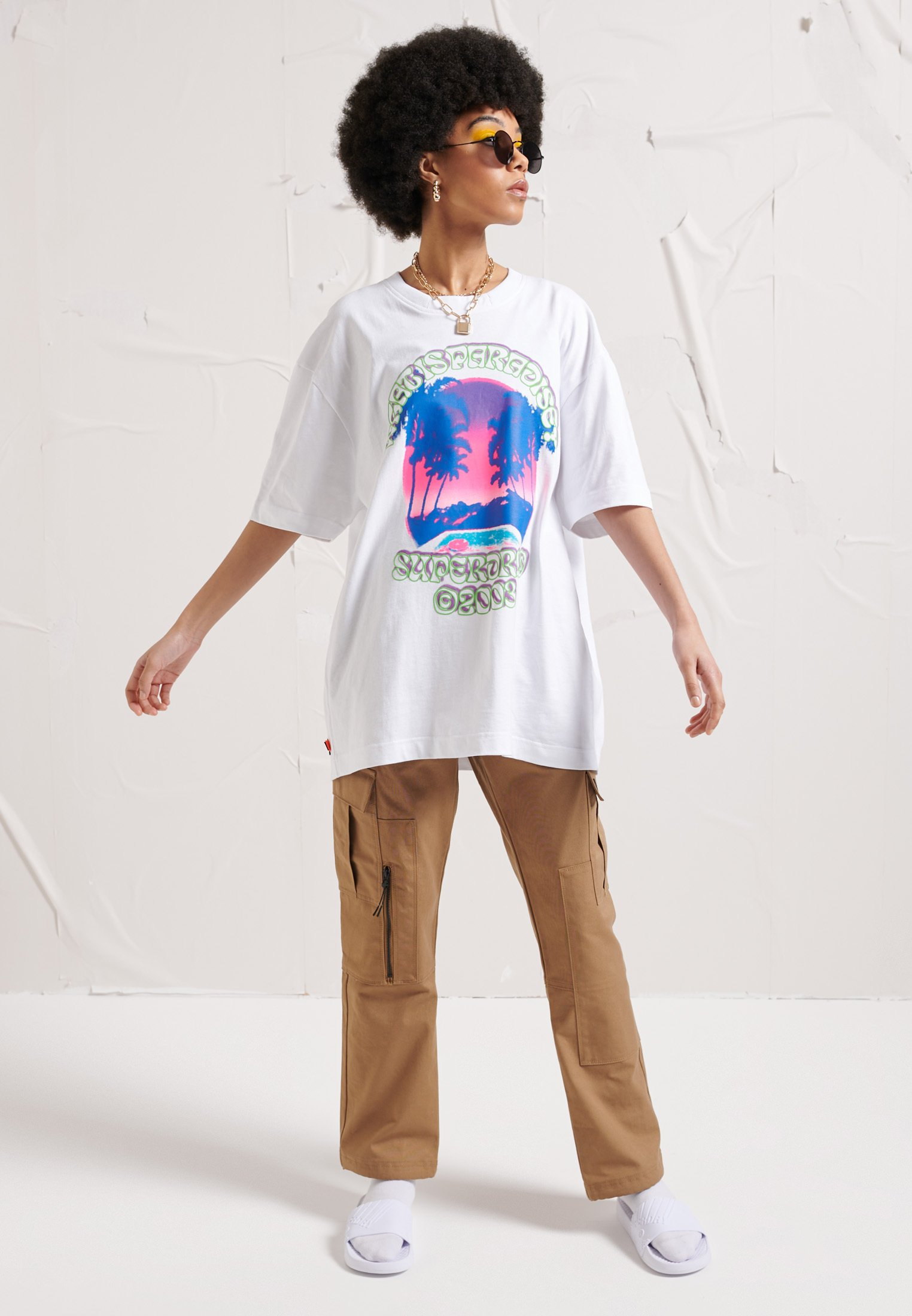 Hombre ENERGY PARADISE - Camiseta estampada