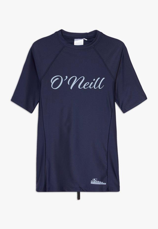 LOGO SKINS - T-shirt de surf - scale