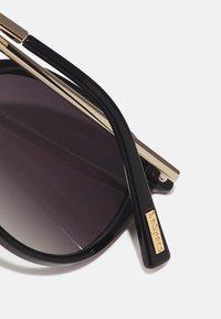 Le Specs - LE DANZING - Sunglasses - black/gold-coloured - 3