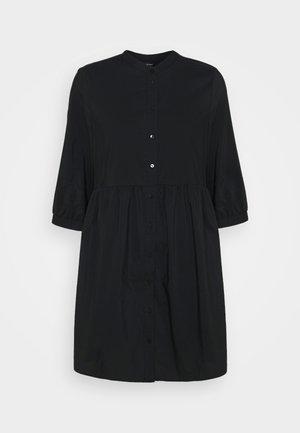 VMSISI DRESS - Robe chemise - black
