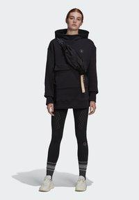 adidas by Stella McCartney - TRUEPURPOSE TIGHTS - Punčochy - black - 1