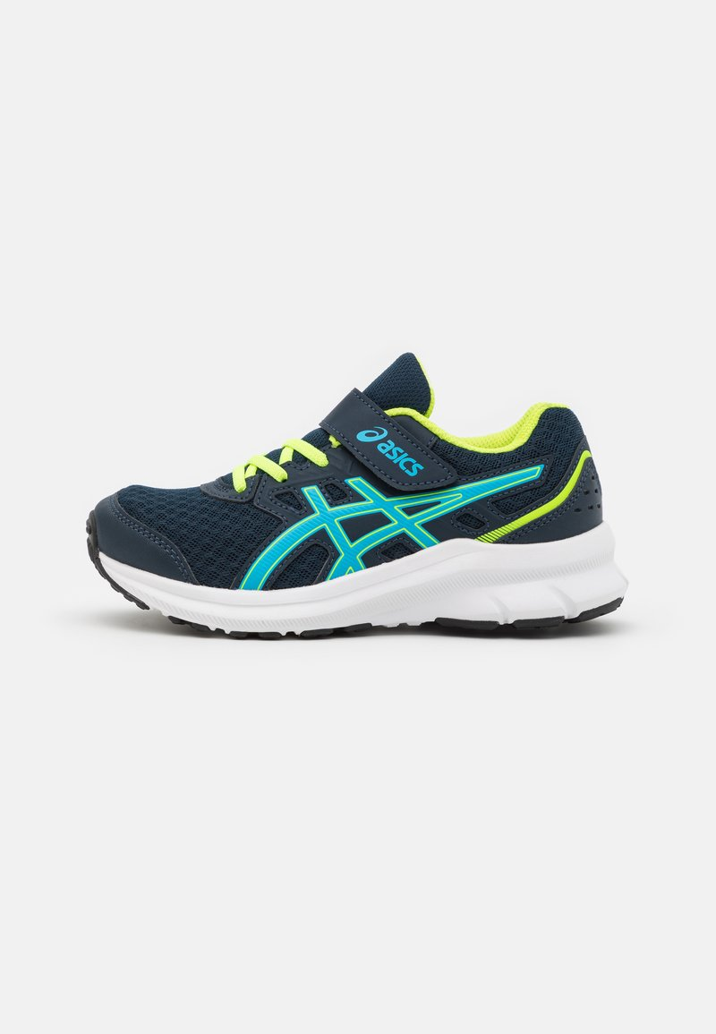 ASICS - JOLT 3 UNISEX - Zapatillas de running neutras - french blue/digital aqua