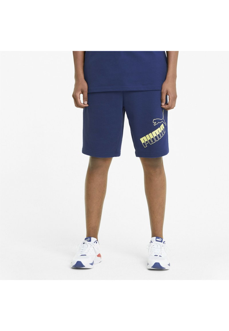 Puma - Pantaloni sportivi - blue
