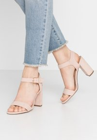 New Look - VIMS - High heeled sandals - oatmeal - 0