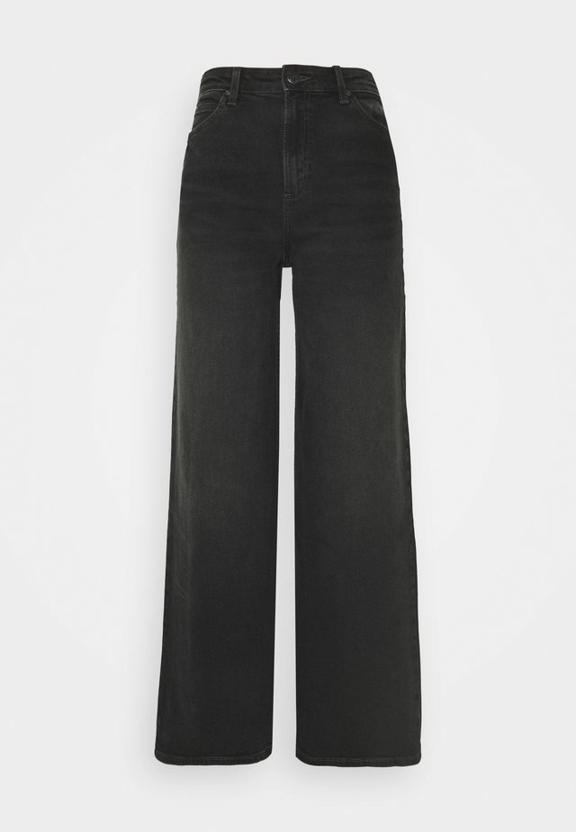 A LINE - Flared Jeans - captain black