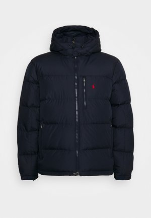 CAP JACKET - Down jacket - collection navy