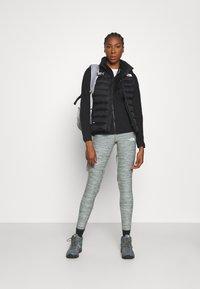 The North Face - GLACIER  - Fleece jacket - black - 4