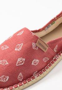 Havaianas - ORIGINE BEACH - Loafers - marsala - 2