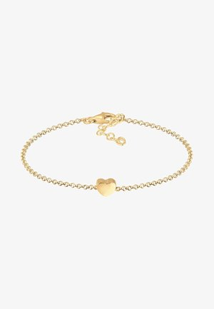 HERZ  - Bracelet - gold-coloured