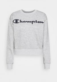 Champion - CREWNECK LEGACY - Collegepaita - mottled grey - 3