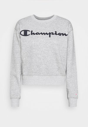 CREWNECK LEGACY - Sweater - mottled grey